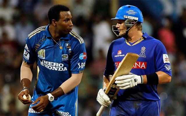 IPL 6: Mumbai beat Royals by 14 runs to move to top of the table