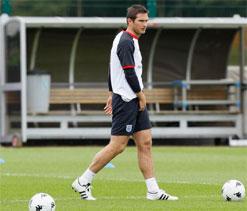 Lampard desperate for Mourinho return