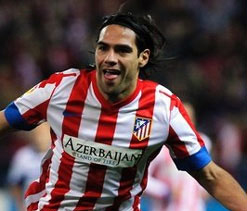 Man City agrees on record 54 mln-pound deal for Atletico`s Falcao