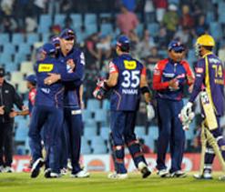 IPL 2013 Statistical highlights: Delhi Daredevils and Kolkata Knight Riders