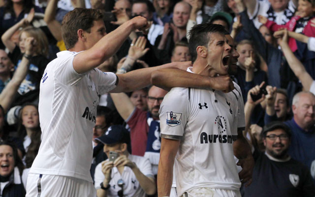 EPL: Bale's late strike leads Tottenham to 1-0 win over Sunderland