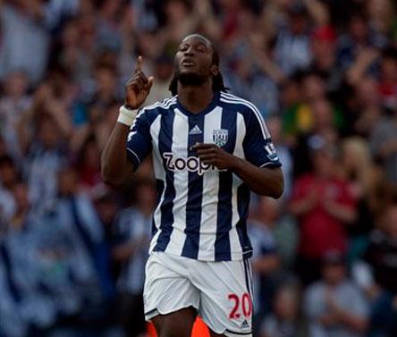 Lukaku hat-trick spoils Sir Alex`s send-off