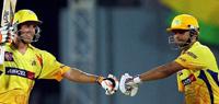 IPL 6: Chennai crush Mumbai by 48 runs; make it to fourth consecutive final