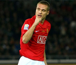 Manchester United deserved to win title: Vidic