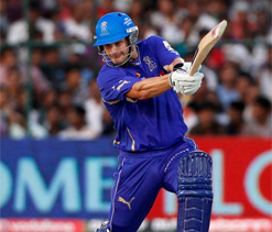 IPL 6: Sunrisers Hyderabad vs Rajasthan Royals – Statistical Highlights