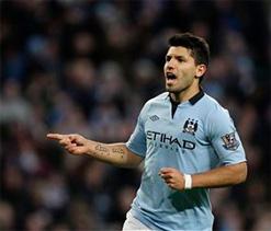 Manchester City rule out Aguero sale