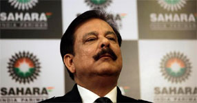 Exclusive with Subrata Roy