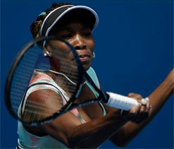 Venus Williams loses in French Open first round