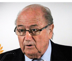 FIFA boss accused of `sexism` over `good looking` comment to Oz woman candidate