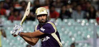 IPL 2013: KKR bring their campaign back on track with a win over RR
