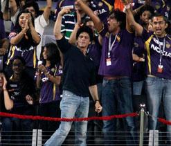 Shah Rukh Khan optimistic of making the final of IPL