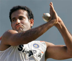 I want to be captain`s go-to bowler: Irfan Pathan