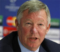 Ferguson dismisses rumours of quitting Manchester United