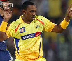 I am learning the tricks of captaincy from Dhoni: Bravo