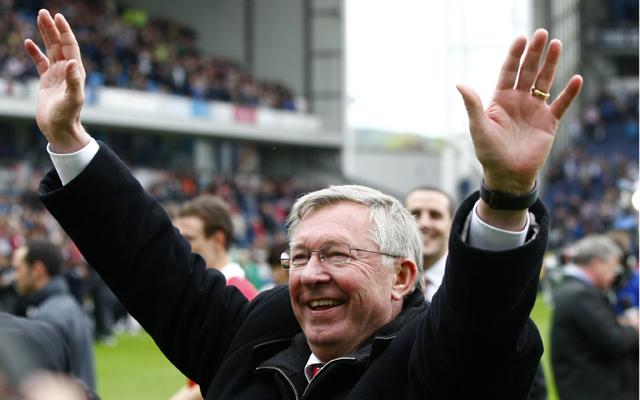List of trophies Manchester United won under Alex Ferguson