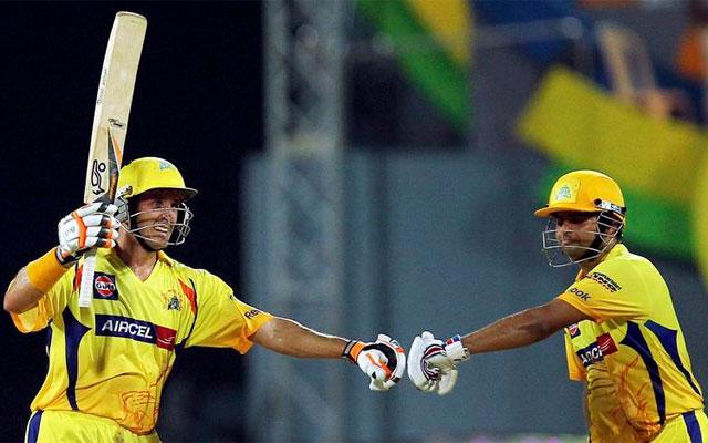IPL 6: Chennai Super Kings overpower Sunrisers by 77 runs