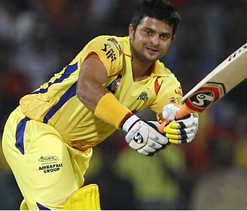 Modest Raina credits batting colleagues for huge win