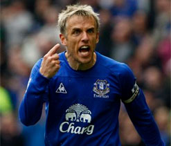 Phil Neville set for coaching role