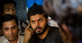 I haven't done anything wrong: Sreesanth