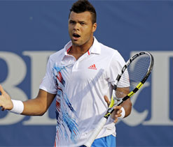 Tsonga dubs rivals Murray, Djokovic `extra terrestrials` for impossible `serve-returning` powers