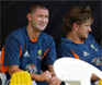 Australian cricketers to train on Thames