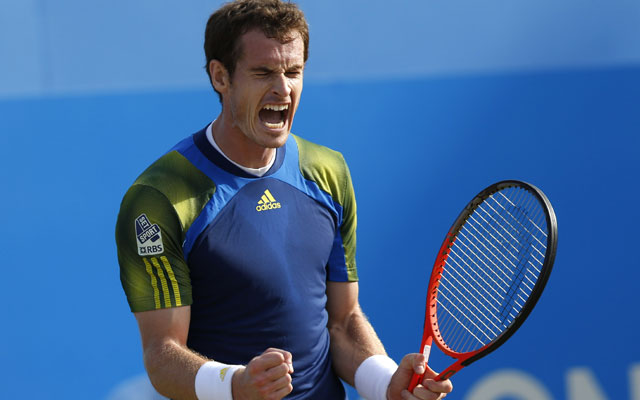 Andy Murray poised to end Britain`s 77 years of pain