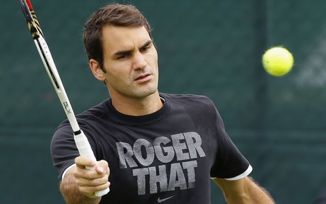 Wimbledon 2013:  Defending Champion Roger Federer bids to fight off title rivals