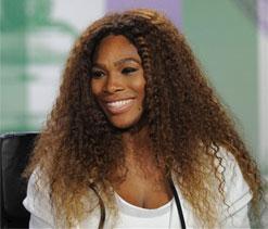 Venus pep talk fires Serena`s Wimbledon charge