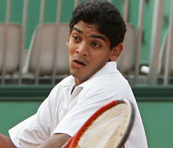 Divij and Raja`s Slam debut ends in heart-breaking defeat