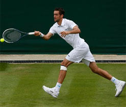 10th seed Cilic out of Wimbledon with injury