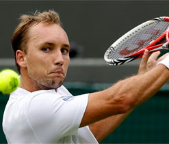 Nadal conqueror Darcis out of Wimbledon with injury