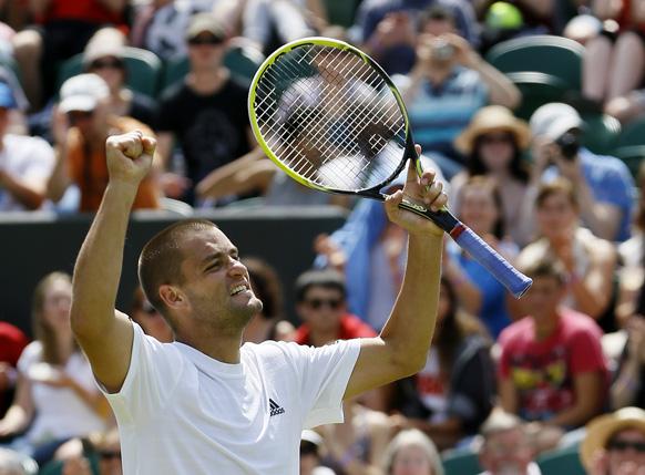 Mikhail Youzhny | Wimbledon 2013