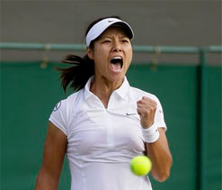 Li Na vows to `fight like crazy` for crown