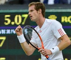 Murray backs Olympic `heroes` reunion to inspire Wimbledon title success