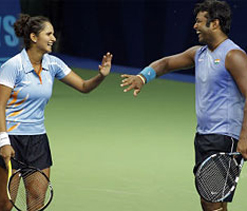 No Indian left in French Open after defeats of Sania, Paes