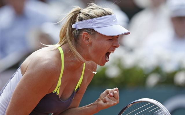 French Open 2013: Maria Sharapova to meet Victoria Azarenka in semis