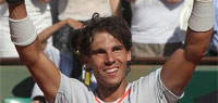 French Open 2013 1st semi-final: Nadal defeats Djokovic to reach eighth final