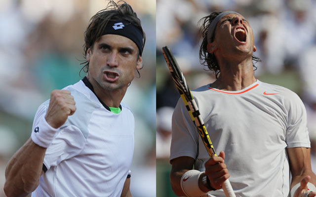 2013 French Open: Rafael Nadal to face David Ferrer in final