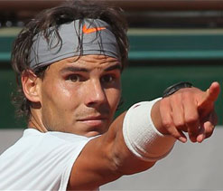 Nadal withdraws from ATP Halle event