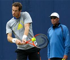 Murray only thinking about winning Wimbledon: Lendl