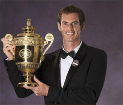 Brit leader says too early for Murray to get knighthood despite Wimbledon heroics
