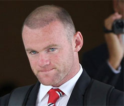 Wayne Rooney`s ours, Manchester United boss tells Jose Mourinho