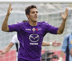 Manchester City agree €27 million fee with Fiorentina for Jovetic