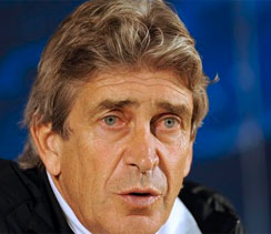 Pellegrini wants Barcelona style at Man City, says Rodwell