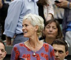Andy Murray`s mum `finds love match` at Wimbledon