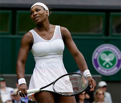 Serena Williams says `not shocked` by Wimbledon exit