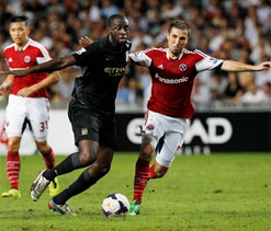 Yaya Toure backs `unbelievable` Pellegrini