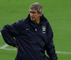 Manchester City have the best strikers in the Premier league: Pellegrini
