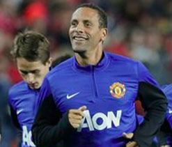 Rio Ferdinand delighted with Manchester United pre-season workout