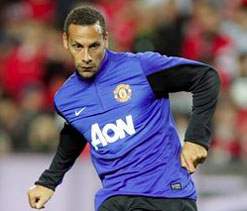Ferdinand says Man U`s 7-1 win over Roma in 2007 `greatest match ever played`